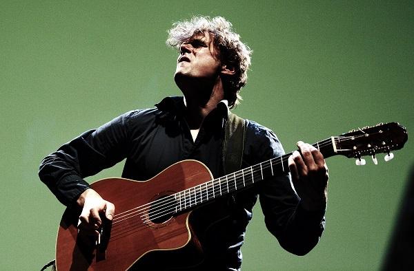 David Sick im Solo Konzert Gitarre